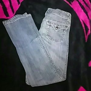 EUC Wet Seal Jeans